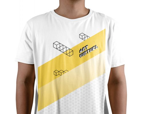 1. T-Shirt Mockup 2
