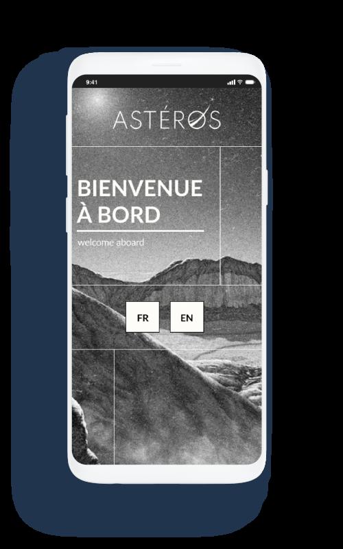 Mockup-Asteros